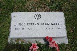 Janice Evelyn Barkemeyer
