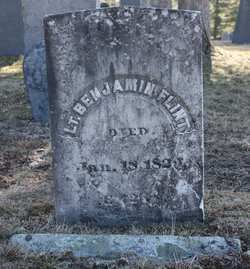 Lieut Benjamin Flint