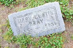 Mary Elmina <i>Curtis</i> Bray