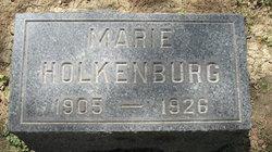 Marie Holkenburg