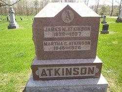 James M Atkinson