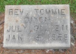 Rev Tommie Dixon