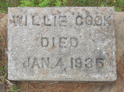 Willie Cook