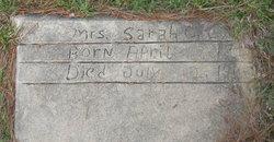 Mrs Sarah C Cook
