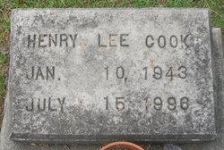 Henry Lee Cook