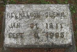 Rev Nelson Glenn