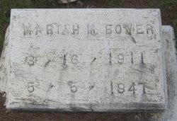 Mariah M Boyer