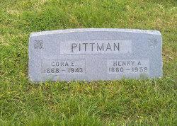 Henry Albert Pittman