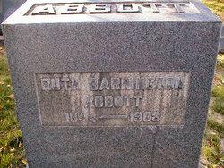 Ruth T <i>Barrington</i> Abbott