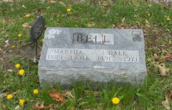 Martha M. <i>Clancy</i> Bell