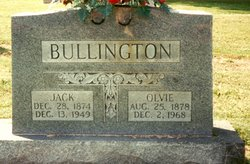 Albert Jackson Jack Bullington