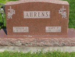 Mary Theresa <i>Seyller</i> Ahrens