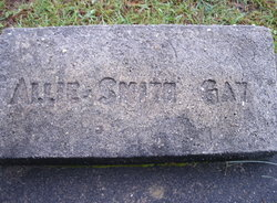 Allie Augusta <i>Foskey</i> Smith