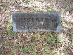 Joseph W. Joe Bill Buchan