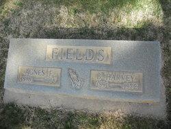 Agnes Frances Fields