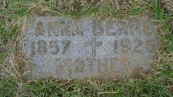 Anna M <i>Palmer</i> Berke