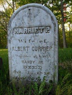 Harriet P. <i>Hanby</i> Currier