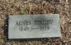 Agnes E. <i>Stailey</i> Burbank