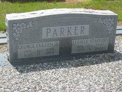 George Cullen George, Cullen, Gi Gi Parker