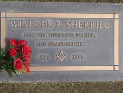 Winfred Ralph Sherrill