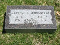 Arlene Rebecca Becky <i>Boyer</i> Schuknecht