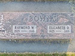 Elizabeth Dee <i>McGinty</i> Bowns