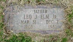 Leo Joseph Elm, Jr