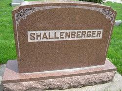 Annie <i>Schudler</i> Shallenberger