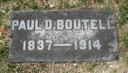 Paul Dean Boutelle