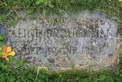 Alice <i>Cash</i> Broughman