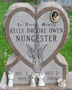 Kelly Brooke <i>Owen</i> Nungester