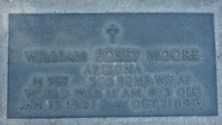 Sgt William Posey Moore, Jr