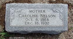 Caroline <i>Peterson</i> Nelson
