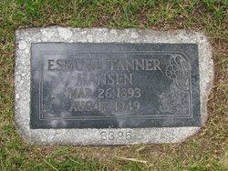 Esmore Tanner Hansen