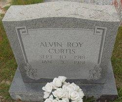 Alvin Roy Curtis