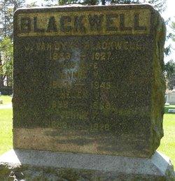 Mabel C Blackwell