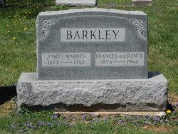 Frances <i>Ranck</i> Barkley