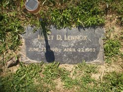 Janet S. <i>Duckett</i> Lennox