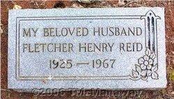 Fletcher Henry Reid