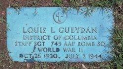 Sgt Louis Locke Gueydan