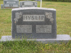 Lillie <i>Short</i> Hyslip