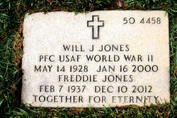 PFC Will J. Dub Jones