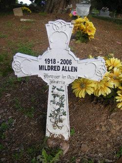 Mildred Inez <i>Johnson</i> Allen