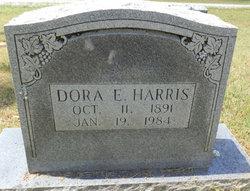 Dora E. <i>Hindman</i> Harris