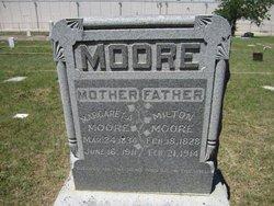 Margaret Ann <i>Henley</i> Moore