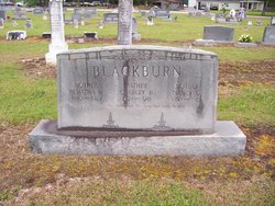 Charles Bradley Charley Blackburn, Sr