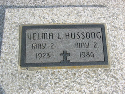 Velma L Hussong
