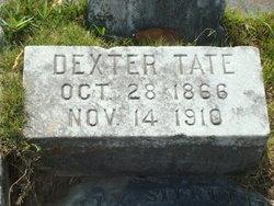 Dexter Tate