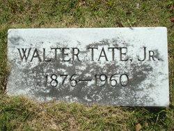 Walter Tate, Jr