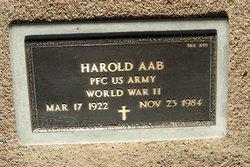 Harold Aab